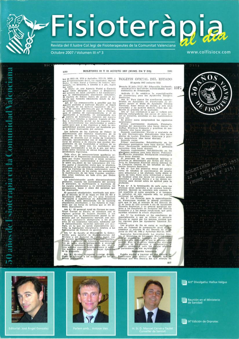 FAD Volumen III nº3