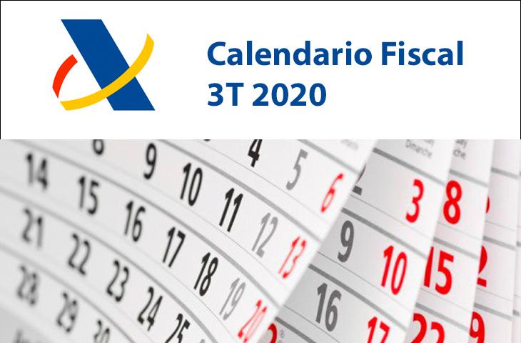 El ICOFCV informa: calendario fiscal para octubre-noviembre de 2020