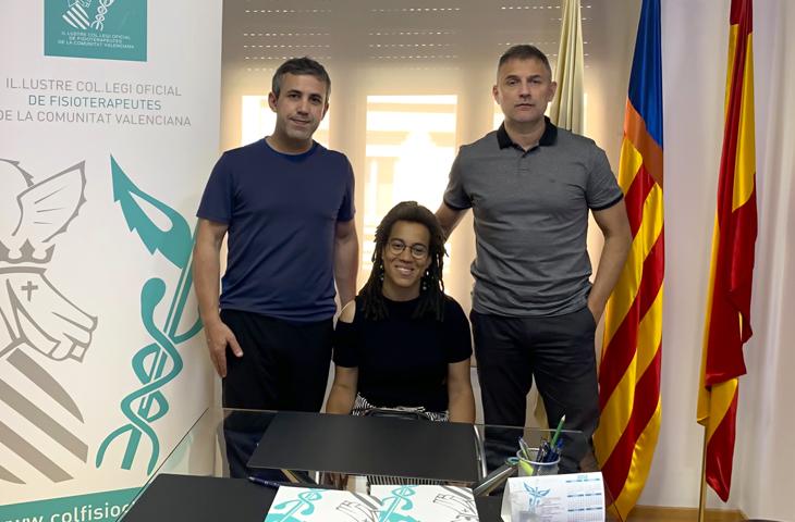 El ICOFCV y Tetrasport firman un convenio para promover la Actividad Física y el Deporte Adaptado