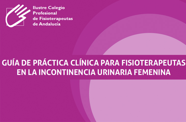 Guía de Práctica Clínica para Fisioterapeutas en la Incontinencia Urinaria