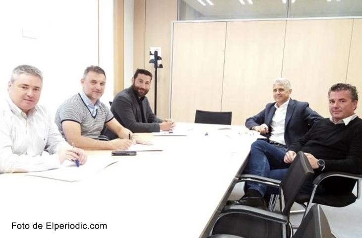 El ICOFCV se reúne con Ciudadanos de Benidorm para tratar la presencia de fisioterapeutas en eventos deportivos