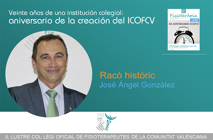 Veinte años de una institución colegial: aniversario de la creación del ICOFCV