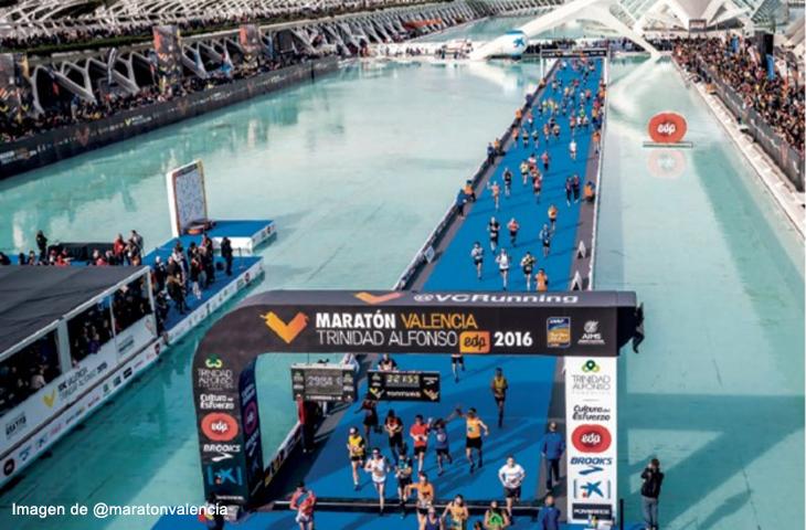 ¿Corres la Maratón de Valencia? Diez consejos del fisioterapeuta para evitar lesiones