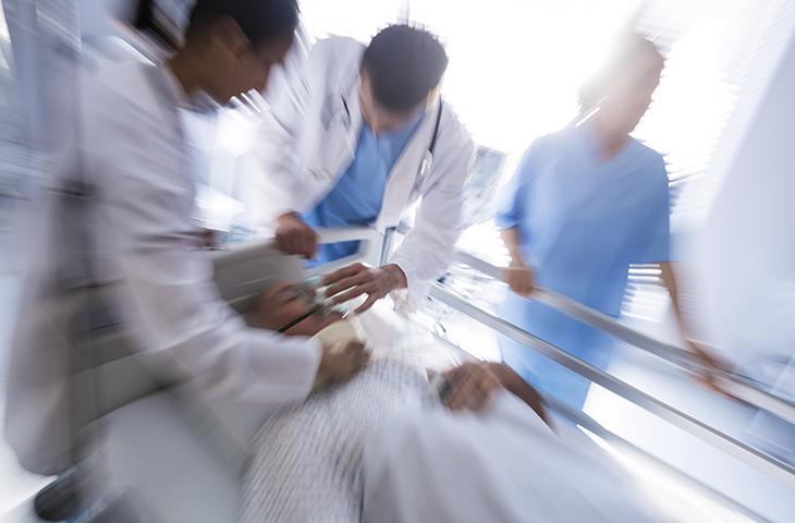 Estresados y deprimidos, así están los profesionales sanitarios valencianos