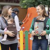 Porteo, transporte seguro y ergonómico que potencia el contacto con el bebé