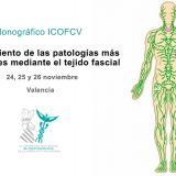 """Próximo monográfico del ICOFCV, """"Tratamiento de las patologías más comunes mediante el tejido fascial"""""""
