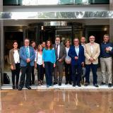 Unión Sanitaria Valenciana se reúne con la secretaría autonómica de Salud Pública para trabajar en la mejora de la sanidad pública