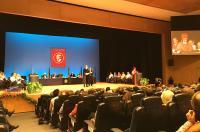 El Colegio de Fisioterapeutas, invitado al Solemne Acto de Apertura del curso académico 2016-2017 de la Universidad de Alicante