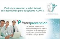 El Colegio de Fisioterapeutas de la Comunidad Valenciana y Fraterprevención firman un convenio de colaboración