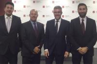 Celebrado el Acto de Apertura del Curso Académico 2016-17 de la Universidad Europea de Valencia  - Colegio Fisioterapeutas CV