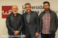 Un estudio sobre prótesis en amputados de nuestro colegiado José V. Benavent es referencia mundial (Levante-EMV)