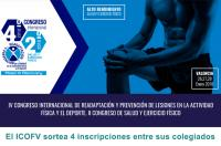 Valencia capital de la Readaptación, salud y ejercicio con el Congreso de JAM Sport