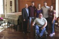 El Colegio de Fisioterapeutas y la Coordinadora de Personas con Discapacidad Física (Codifiva) se unen en la sensibilización ante la discapacidad