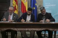 El ICOFCV se ha adherido al Manifiesto por una financiación justa para la Comunitat Valenciana promovido por Generalitat Valenciana