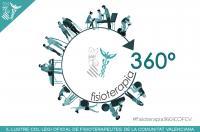Fisioterapia 360º, nuevo programa formativo del ICOFCV