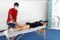 Servicio de Fisioterapia en las pruebas físicas de los árbitros organizadas por la RFEF