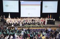 La CEU-UCH celebra la Ceremonia de Graduación de la XII Promoción de Fisioterapia
