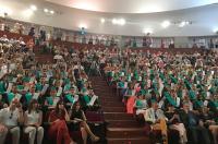 La Universidad de Valencia celebra la graduación de la nueva promoción de Fisioterapia