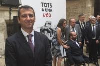 El Col·legi de Fisioterapeutes va participar en l'Acte Institucional del Dia de la Comunitat Valenciana