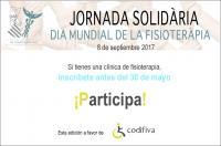 ya puedes inscribirte en la IV Jornada Solidaria del ICOFCV