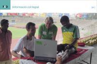 """ICOFCV: Entrevista a nuestro colegiado Jordi Reig sobre el proyecto solidario """"Runners for Ethiopia"""""""