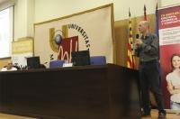 El ICOFCV participó en la XIX Jornada de Empleo para el Grado de Fisioterapia de la UMH