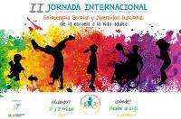 """Próxima cita clave en el calendario de la Fisioterapia: Jornada Internacional """"Fisioterapia Escolar y  Diversidad Funcional: de la escuela la vida adulta"""""""