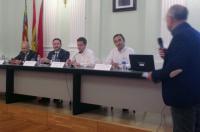 """Gran acogida del taller de """"Higiene postural para prevenir el dolor de espalda"""" impartido por el ICOFCV en Xàtiva"""