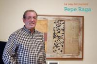 """Pepe Raga, la voz de paciente: La fisioterapia es maravillosa. Desconocía lo que era y lo que podía aportar un fisioterapeuta. Hoy, sobre una nota de 10, le doy un 20"""""""