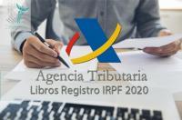 La  Agencia Tributaria publica en su web los ficheros de ayuda para cumplimentar los Libros Registro