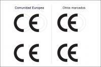 """El ICOFCV recuerda que en el mercado hay aparatos de electroterapia que """"imitan"""" el símbolo de etiquetado de la CE pero que es un marcado """"fraudulento"""""""
