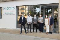 La nueva sede de Castellón del ICOFCV abre sus puertas