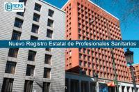 Nuevo Registro de Profesionales Sanitarios (REPS) del Ministerio de Sanidad