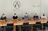 Celebrada la primera reunión de mandos intermedios de Fisioterapia de la Sanidad Pública de la Comunidad Valenciana