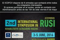 Madrid acoge el II Symposium Internacional de Ecografía en Fisioterapia del 3 al 5 de junio