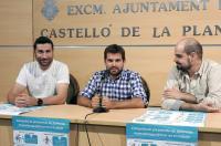 El Colegio de Fisioterapeutas ayudará a fomentar posturas correctas para evitar lesiones en los trabajadores del Ayuntamiento de Castellón