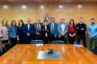 La Universitat de València y la Unión Sanitaria Valenciana suman fuerzas en beneficio de una mejor atención sanitaria a la sociedad