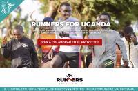 """El ICOFCV, colaborador del proyecto solidario """"Runners for Uganda"""""""