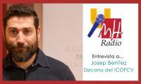 """Josep Benítez: """"Los fisioterapeutas hacemos terapias naturales, la gente debe saber que la fisioterapia tiene alternativas para tratar las dolencias"""""""