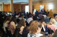 El decano del ICOFCV ha inaugurado las VI Jornadas de Fisioterapia Pediátrica organizadas por Instema